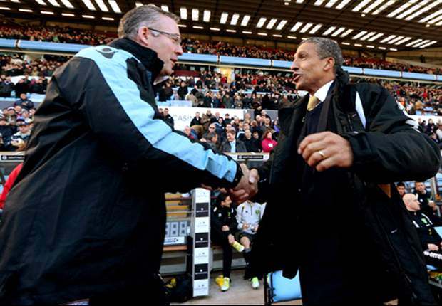 Hughton hopes Norwich can keep good form going