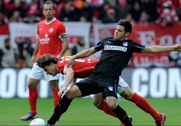 Adam Szalai trifft drei Mal und schlägt die TSG Hoffenheim im Alleingang