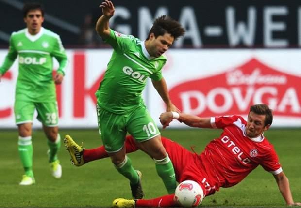 VfL Wolfsburg: Diego stand bei Magath auf der Verkaufsliste