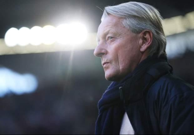 """Wolfsburg-Trainer Köstner: """"Sind noch lange nicht über den Berg"""""""