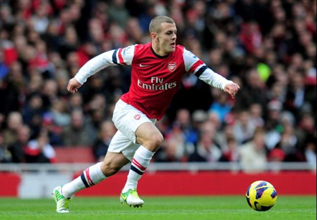 Jack Wilshere stands out in this 'timid' Arsenal side