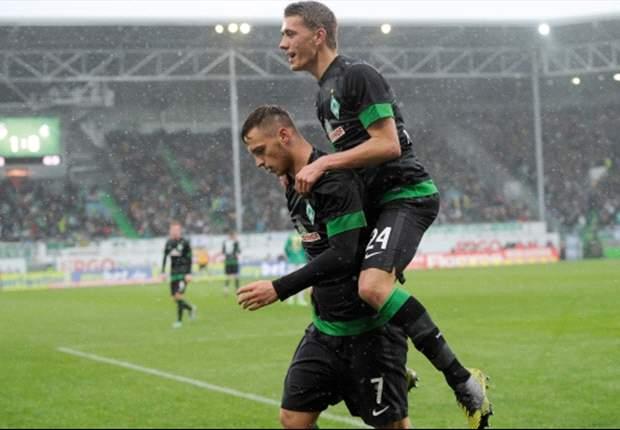 ALL - Le Werder d'une courte tête