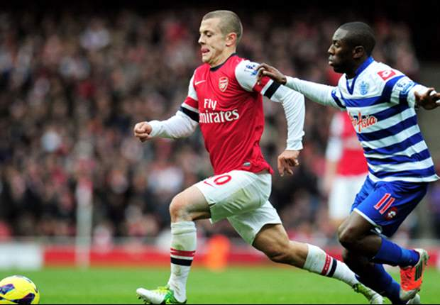 Arsenal 1-0 QPR: Arteta spares Gunners' blushes on Wilshere's return