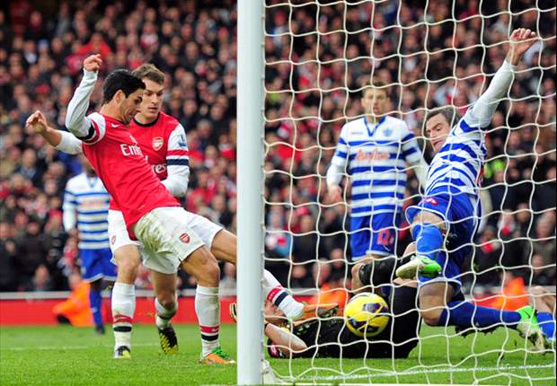 Arteta: Wenger guided Arsenal out of slump to QPR victory