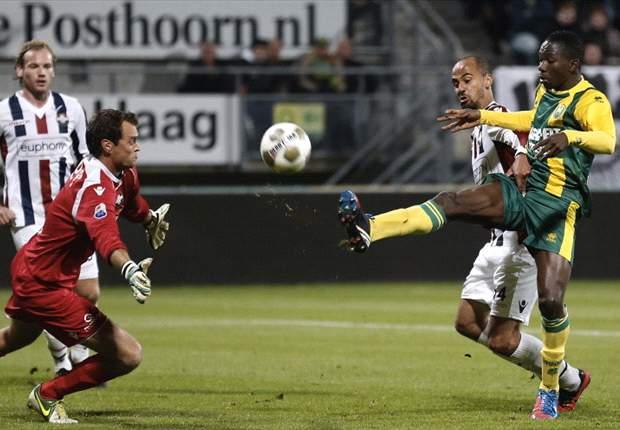 ADO boekt eerste thuiszege tegen Willem II