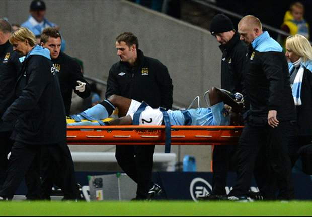 Richards approaching Manchester City return after five-month injury lay-off