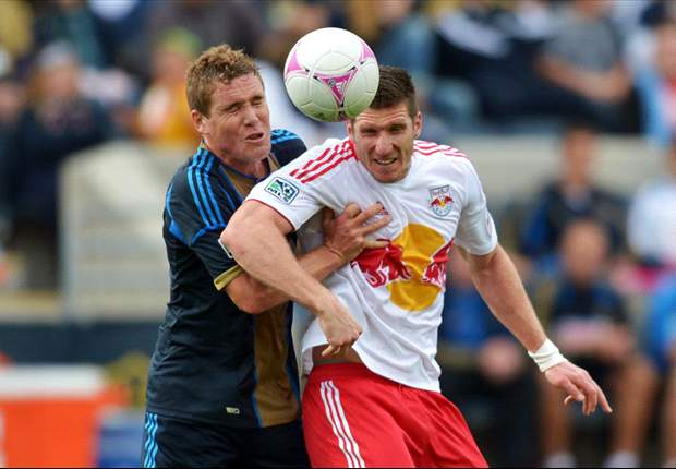 Philadelphia Union 0-3 New York Red Bulls: Cooper nets a brace