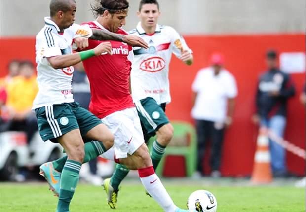 Súmula do jogo entre Internacional e Palmeiras não contém informações adicionais