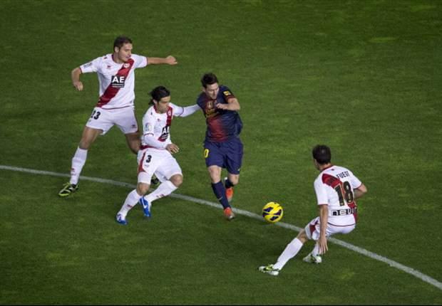 FOKUS: Rekor Baru Lionel Messi, Kapan Berhenti?