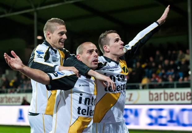 REVIEW Eredivisie: NAC Breda Pesta Gol