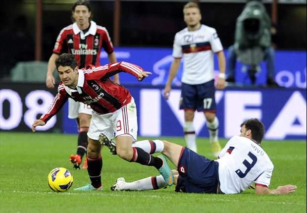 AC Milan Akhiri Periode Kekalahan