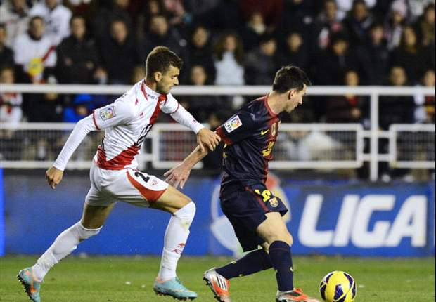 Laporan Pertandingan: Vallecano 0-5 Barcelona