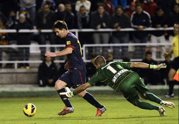 Alaves - Barcelona Preview: The Catalans take on Segunda B side in Copa del Rey