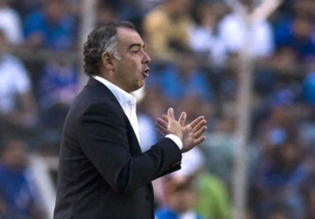 Memo Vázquez cumple 100 partidos como DT en Liga MX