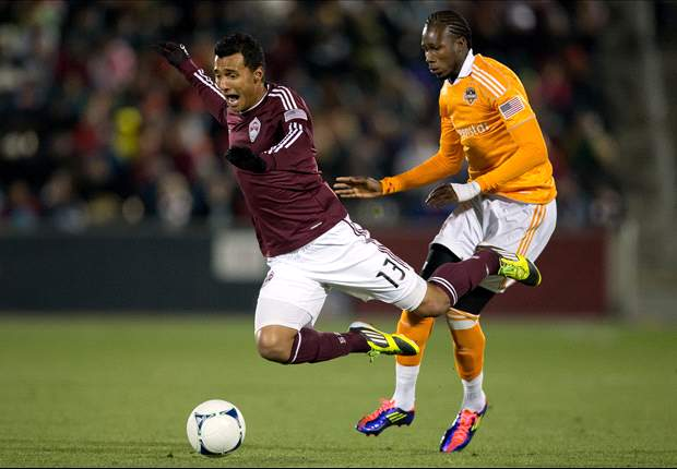 Colorado Rapids 2-0 Houston Dynamo: Rapids end poor season on a high note