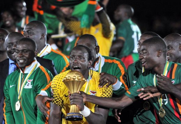 Africa's Top 5 winners in 2012