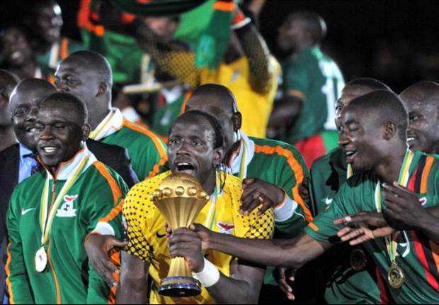 Zambian stars predict tough match against Nigeria at the Nations Cup in January