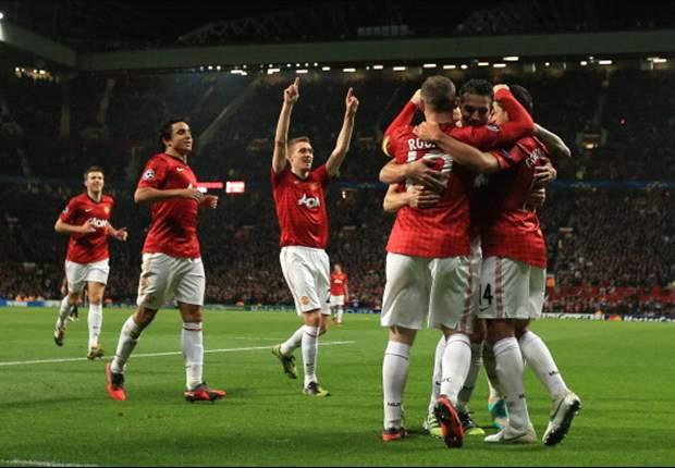 En Vivo: Sporting Braga - Manchester United, seguí la Champions League en Goal.com