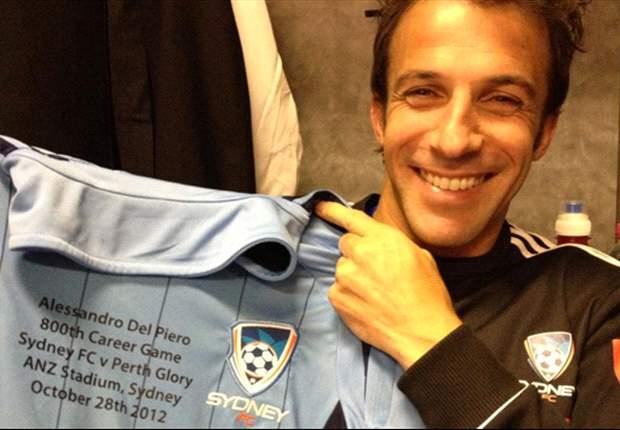 Selamat Ulang Tahun Alessandro Del Piero!