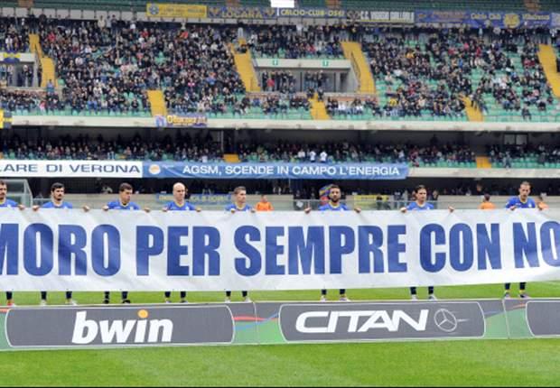 Cori contro Morosini, identificati 21 ultrà che lo offesero durante Livorno-Verona