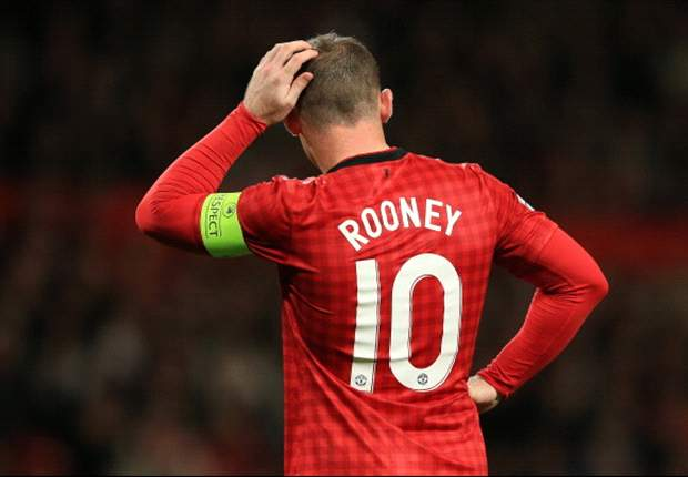 Rooney issued penalty warning by Manchester United boss Sir Alex Ferguson