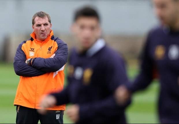 "Brendan Rodgers: ""Luis Suarez wird nicht fair behandelt"""