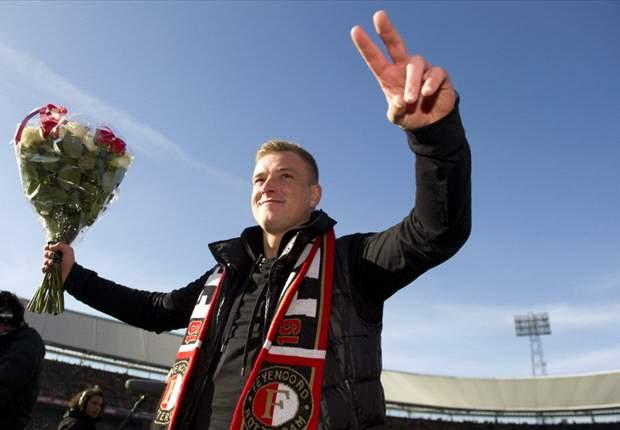 John Guidetti Enggan Gabung PSV Eindhoven