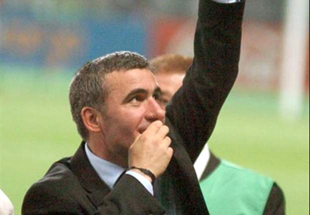 Gheorghe Hagi: Cruyff was the reason I joined Barcelona