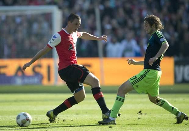Tweetal keert terug bij Feyenoord