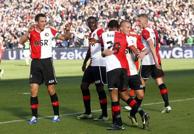 Feyenoord boekt 6,5 miljoen winst