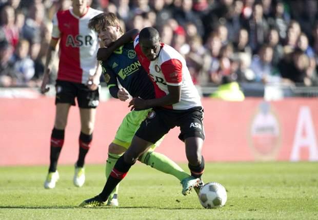 LIVE! + Opstellingen Ajax - Feyenoord