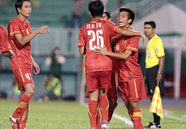 Vietnam 1-0 Malaysia: King's Men fall in Hanoi
