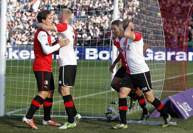 Feyenoord ziet kansen om op te klimmen