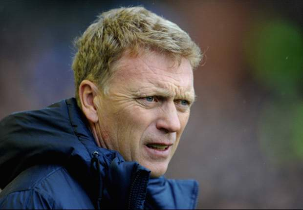Moyes: No excuses for poor Everton form
