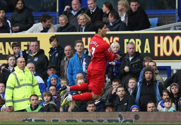 Das Duell: Fernando Torres gegen Luis Suarez