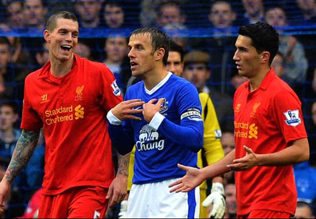 'Draws aren't good enough' - Everton captain Phil Neville disappointed despite comeback against Liverpool