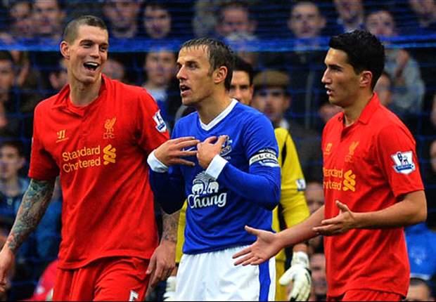 Laporan Pertandingan: Everton 2–2 Liverpool