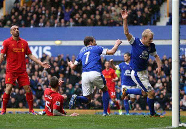Naismith eager to get going at Everton after breaking scoring duck