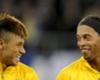 Ronaldinho: Que Neymar siga su corazón