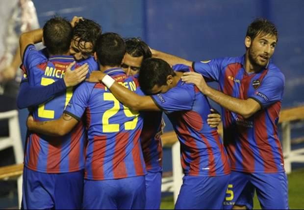 REVIEW La Liga Spanyol: Gol Bunuh Diri Menangkan Levante