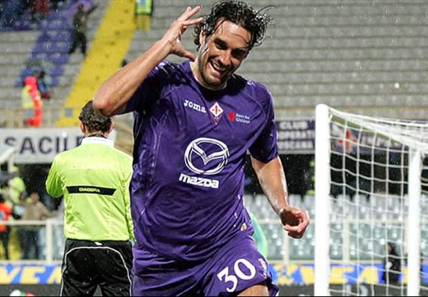 Luca Toni Ingin Akhiri Karir di Fiorentina