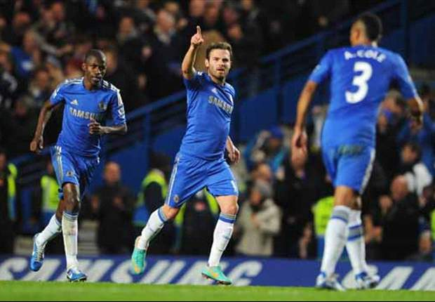Mata set to meet familiar faces when Chelsea take on Swansea