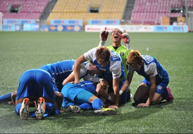 SAFFC 2-1 Tampines: Dramatic injury-time winner seals Cup triumph for Warriors