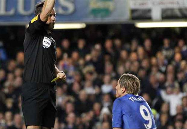 Di Matteo hints at axing Torres for vital Chelsea clash with Juventus