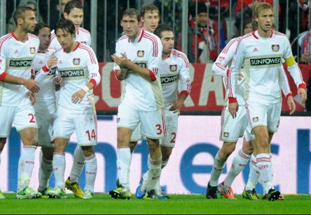 Bayern Munich 1-2 Bayer Lekerkusen: Late own-goal ends the Bavarians' winning streak