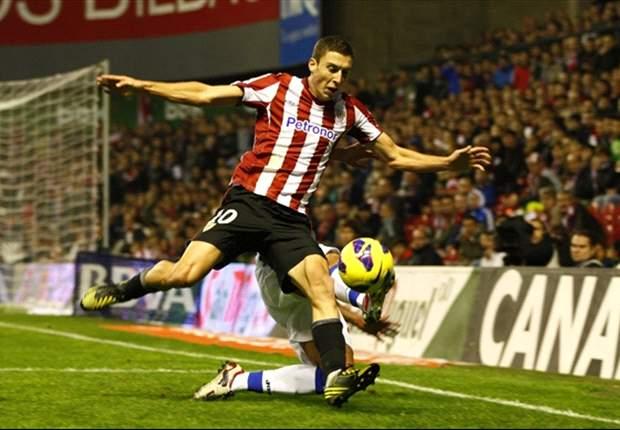 Bilbao ziet veerkracht beloond in punt