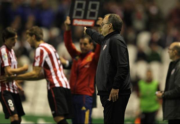 "Athletic Bilbao: Marcelo Bielsa, ""Hasta el empate era injusto"""