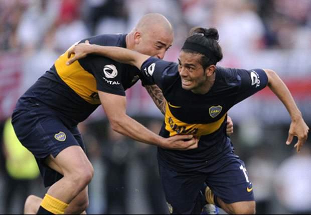 Con el alma, Boca empató un Superclásico increíble