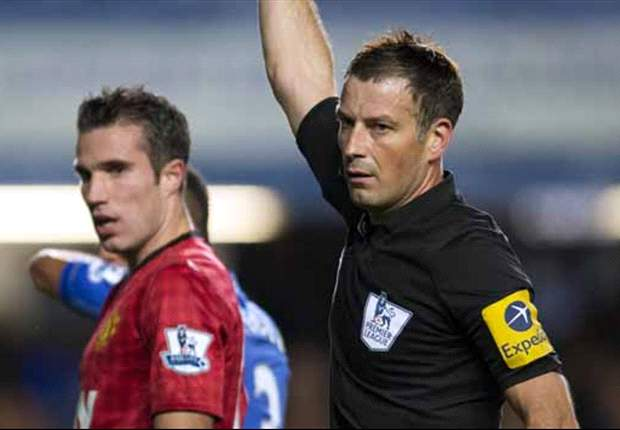 Chelsea lodge complaint over alleged Clattenburg comments