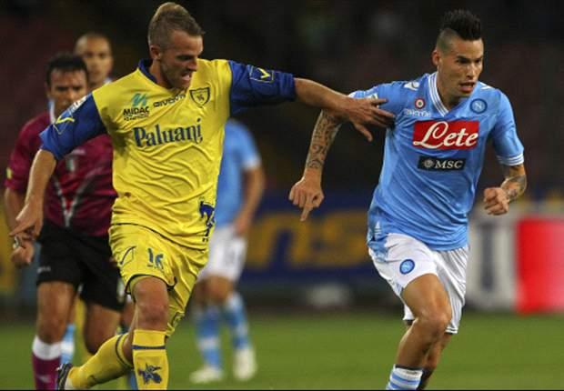 """Dopo il Napoli Rigoni vuol fermare il Milan : """"Proveremo a vincere, come sempre"""""""